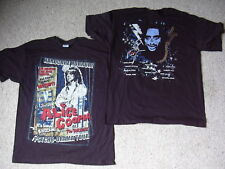 ALICE COOPER HARDCORE HORROR PSYCHO DRAMA TOUR T SHIRT NEW OFFICIAL RARE