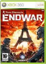 Xbox 360 - Tom Clancys EndWar **New & Sealed** Official UK Stock | End War |