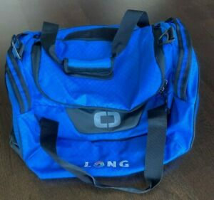 OGIO. Duffel Bag New With Tags Blue/Black