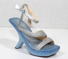 Glitter Glam Just The Right Shoe By Raine #25315 New In Box 2002