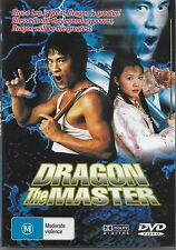 Dragon The Master Bruce Lee DVD PAL All Region NEW