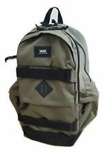Vans PLANNED PACK 2 Backpack (NEW) Skate Board Straps OLIVE GREEN Laptop Sleeve