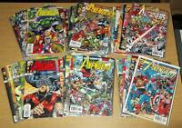 AVENGERS VOL 3 #1-45 MARVEL COMICS 1998 SET CAPTAIN AMERICA IRONMAN (45)