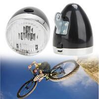Retro Bicycle Bike 3 LED Front Light Headlight Flashlight Lamp Lighter Light HOT
