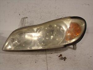 00 01 2001 INFINITI I30 DRIVER SIDE LEFT HEADLIGHT LAMP LENS ASSEMBLY #10145