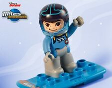 Lego Duplo Disney Miles Tomorrowland Space Adventures Snowboard Toys MiniFigure
