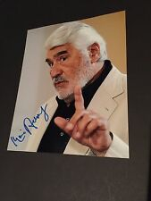 MARIO ADORF signed Autogramm 20x25 In-Person