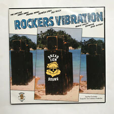 ROCKERS VIBRATION - VARIOUS * LP VINYL * FREE P&P UK * DATCLP 004  2002 COMP REI