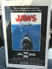 Jaws Universal Parks Laminated Mini Poster #75 Of 155 Mint Condition