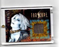 Farscape CC10  Chiana costume card
