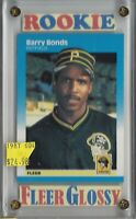 Barry Bonds Pittsburgh Pirates Rookie Cards Buy 1-ONE FREE 762 Career Home Runs