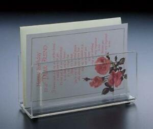 Letter Holder (in and Out) Acrylic