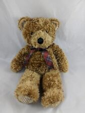 "First & Main Teddy Bear Plush 14"" LE 100 Centennial Series Stuffed Animal"