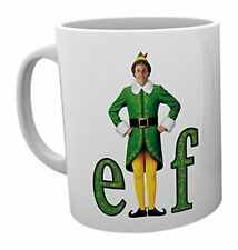 Elf Logo Christmas Xmas Cup Tea Coffee Mug Mugs