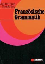 Französische Grammatik: Schülerband von Haas, Joachim, Tan... | Buch | gebraucht