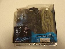 McFarlane AVP Alien Vs. Predator Battle Alien Figure New Free Shipping