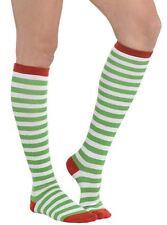 Christmas Knee-High Socks for Women | eBay