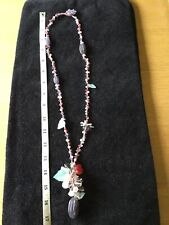 Stunning Lola Rose Necklace Made From Semi Precious Stones