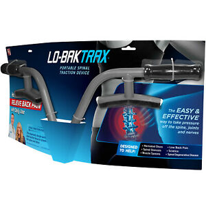 Lo-bak Trax Portable Spinal Traction Device by Lori Greiner