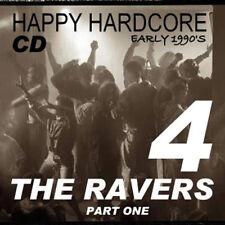 RAVE ACID HOUSE CD OLD SKOOL 4 the RAVER #1 JUNGLE HARDCORE