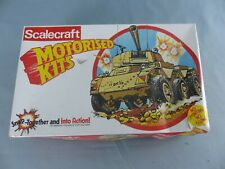 SCALECRAFT motorised kits maquette militaire SALADIN NEUVE jamais ouvert England