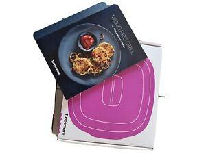 Micro Pro Grill Tupperware Neuf +livre Neuf