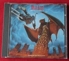 Meat Loaf, bat out of hell 2, black into hell, CD picture disc
