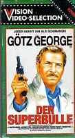 VHS Der Superbulle mit Götz George