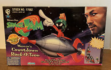 1996 Playmates Space Jam ~ Marvin'S Countdown Rock-O-Tron Playset ~ New