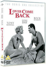 Lover Come Back DVD (1961) Doris Day,  Rock Hudson. Disc checked works perfect