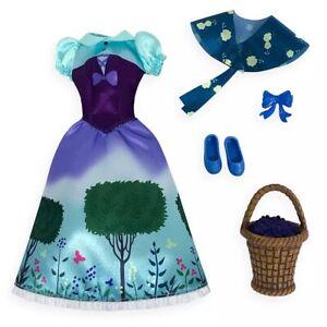 Disney Sleeping Beauty Princess Aurora Classic Doll Accessory Pack   *New