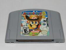 Mario Party 2 Nintendo 64 N64 Video Game Cart
