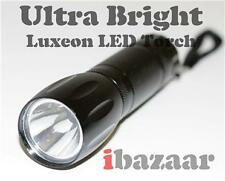 1 Watt 1W LUXEON LED FLASHINGLIGHT TORCH, OZ Seller