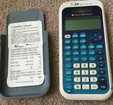TI-34 Multiview Scientific Calculator - Texas Instruments - School Supplies Math