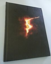 Resident Evil 5 Limited Edition Collectors Guide Hardcover PS3 PS4 Xbox One 360