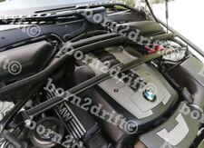 BMW E60 E61 Front Strut Brace Strut Bar Steel 520  525  530  545  550  0184