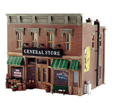 Woodland Scenics O Ga Kit Lubener's General Store #5890