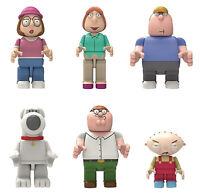 "K'NEX Family Guy Series 1 Collectible 2"" Mini Figures - Choose Brian or Chris -"