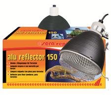 sera reptil alu reflector 150 Reflektor - Klemm + Hängelampe für Terrarien
