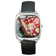 Anime rozen maiden in a treasure box leather watch