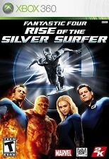 Fantastic 4 Rise of the Silver Surfer XBOX 360