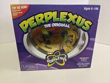Perplexus Original Maze Craze Ball Brain Teaser New Old Stock Complete In Box