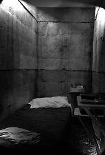 Framed Print – Alcatraz Island Prison Cell San Francisco (Picture Poster Art )