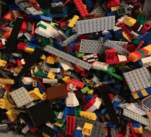 1KG of Mixed Random Lego Bundle  - Clean / Genuine / Bricks