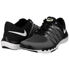NIKE Men's Free Trainer 5.0 V6 Training Shoe Black/Dark Grey/Volt/White Size 13