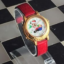 Disney Mickey Mouse Christmas Jingle Bell Musical Unisex Watch V422-0010
