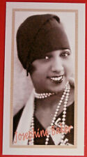JOSEPHINE BAKER - Individual card #03 - Tribute Collectables