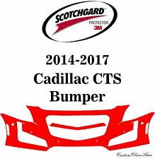 3M Scotchgard Paint Protection Film Pre-Cut Kit 2014 2015 2016 2017 Cadillac CTS