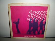 "THE BUSYBODIES THE MOVE / BUSYBODY 7"" 45 RPM RECORD PICTURE SLEEVE RARE"