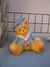 "Cherished Teddies 476722 Marty ""I'll Always Be There for You"" New in Box"